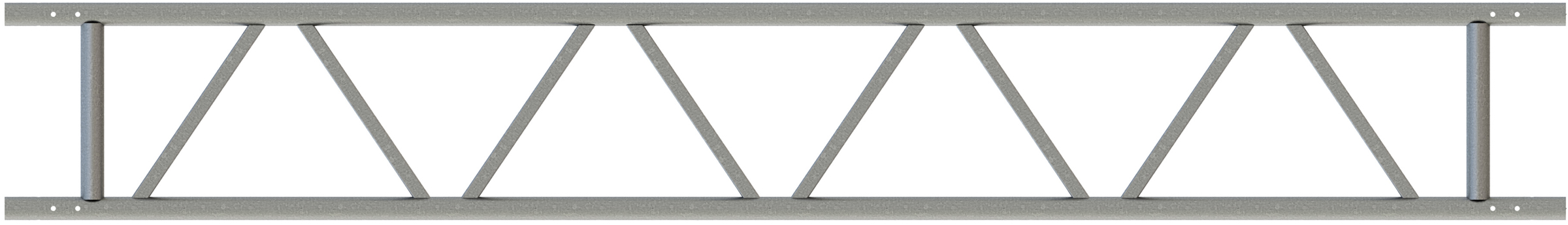 Schake Stahl-Gitterträger 450