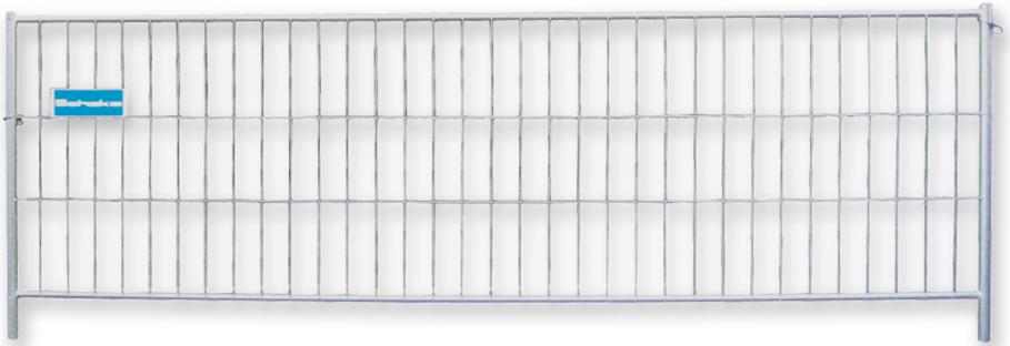 Schake Mobilzaun Standard 1,20 m