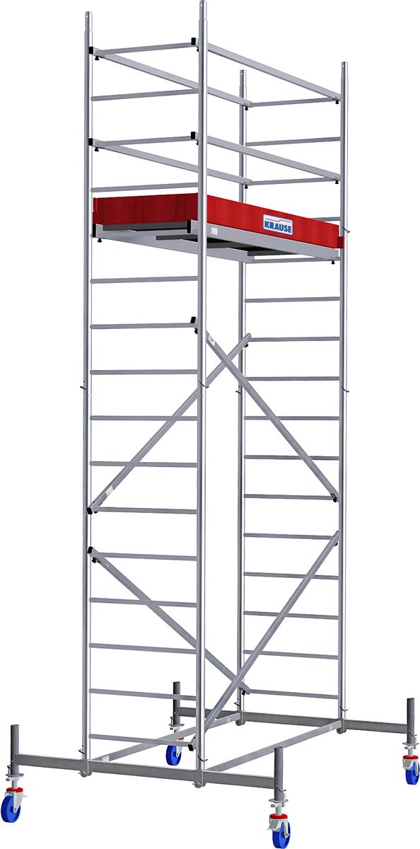 Rollgerüst Krause Monto ProTec 0,70x2,00m - AH 5,30m