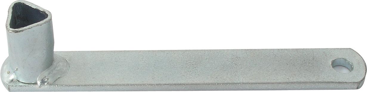 Schake Dreikant-Standardschlüssel für alle Pfosten mit Dreikantverschluss (SK-470.50) Bild-01