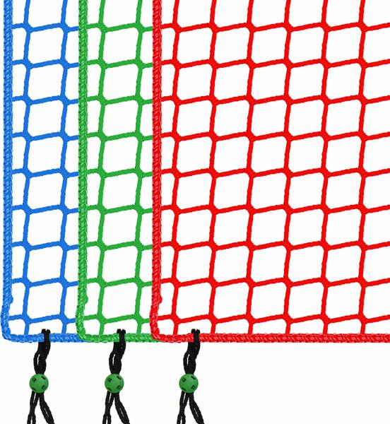 Huck Seiten Schutznetz mit Huck Isilink