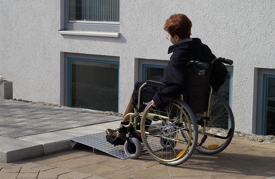 Altec Rollstuhlrampe SBK