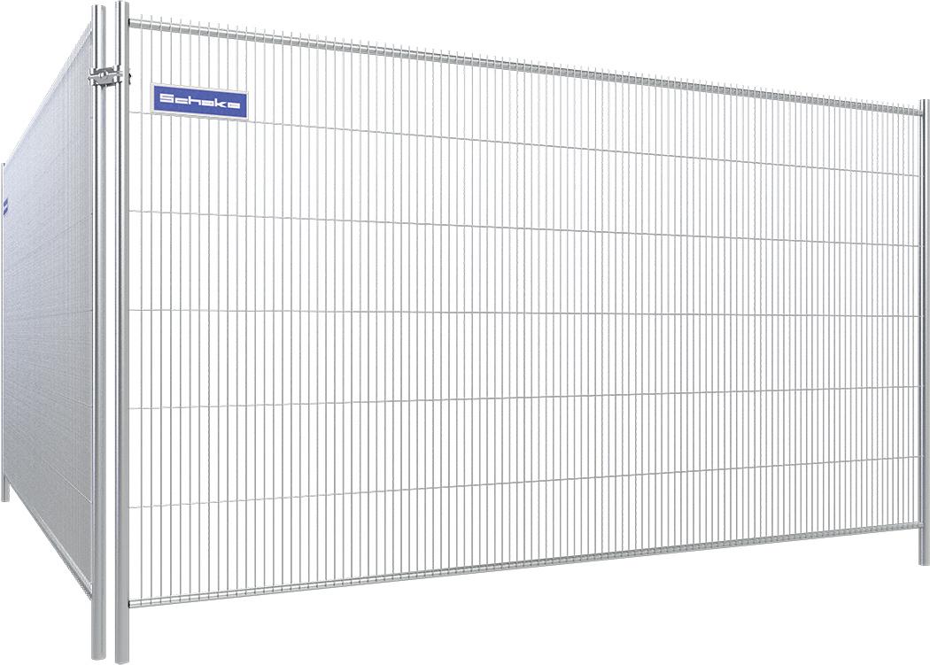 Schake Mobilzaun Secure 3,50 x 2,00 m