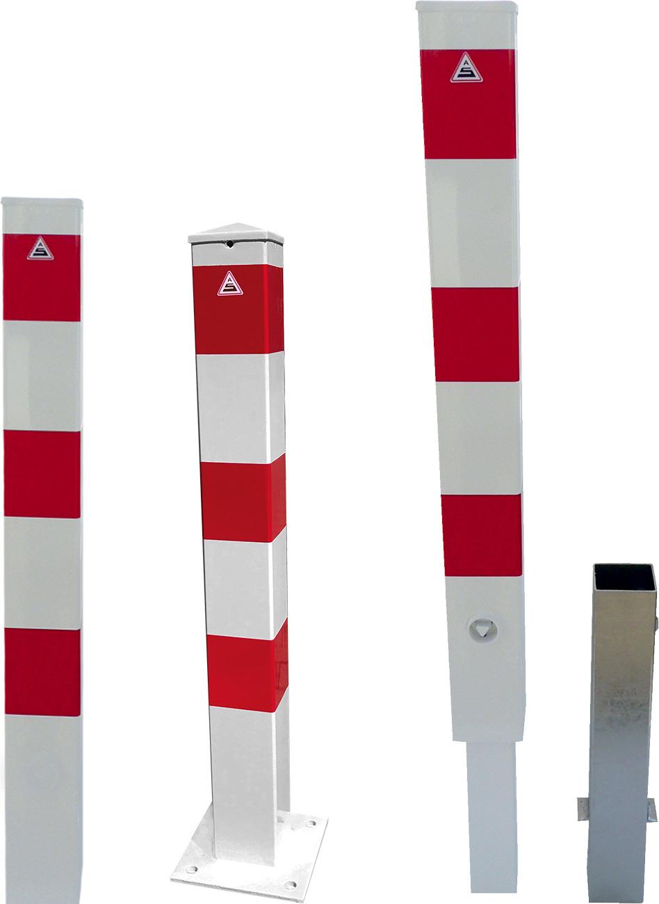 Schake Absperrpfosten 100 x 100 mm