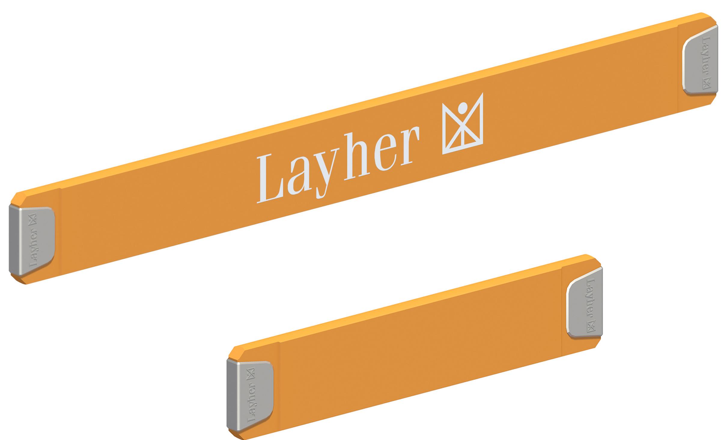 Layher Fahrgerüst Holz-Stirnbordbrett