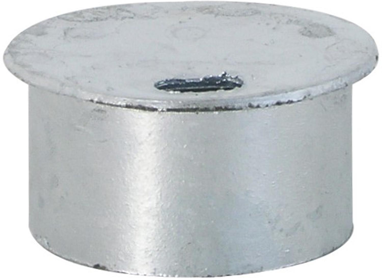 Schake Abdeckkappe ohne Verschluss für Ø 76 mm Pfosten