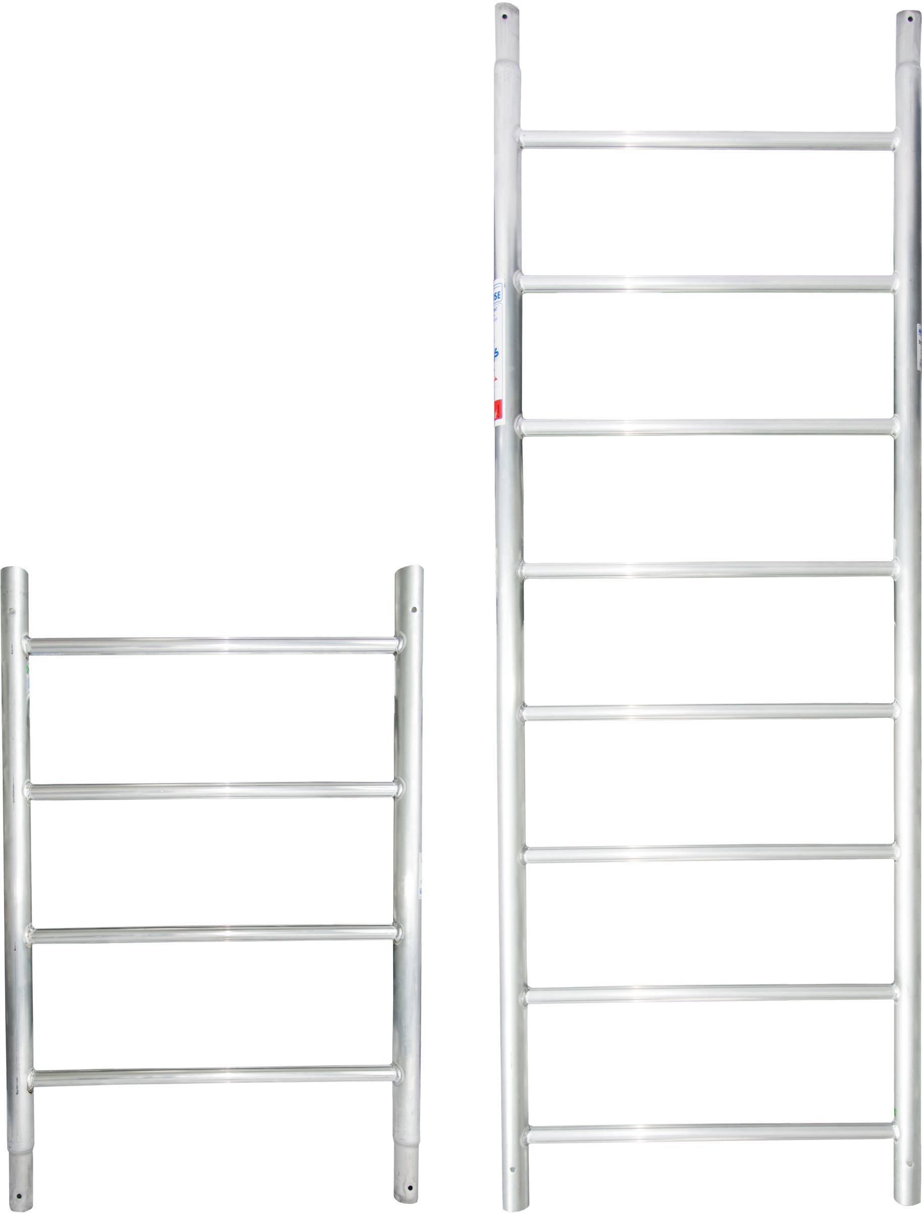 Krause Rollgerüst ClimTec Vertikalrahmen