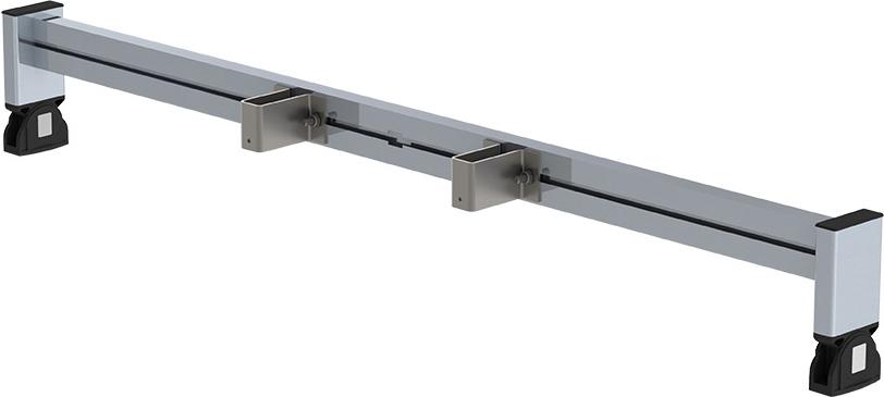 Günzburger nivello®-Nachrüsttraverse 1,20 m Holm 73 mm