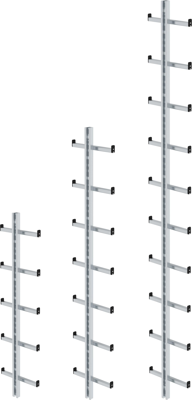 Günzburger Einholmleiter Aluminium