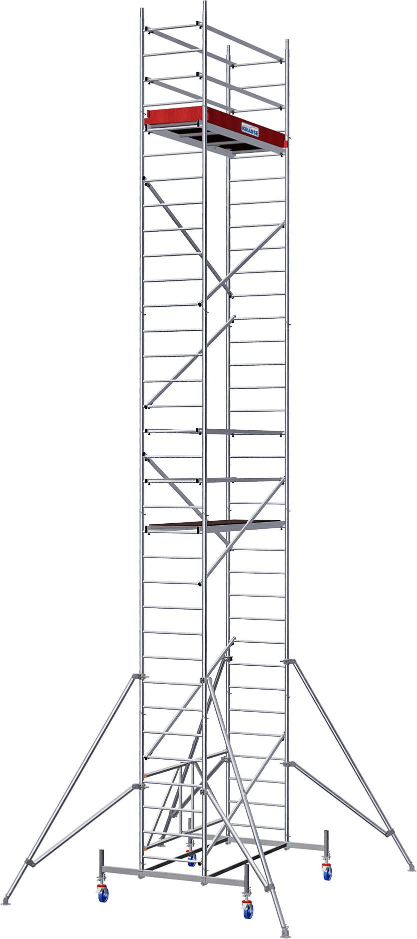 Klappgerüst Krause Monto ProTec XS 0,70x2,00m - AH 9,80m