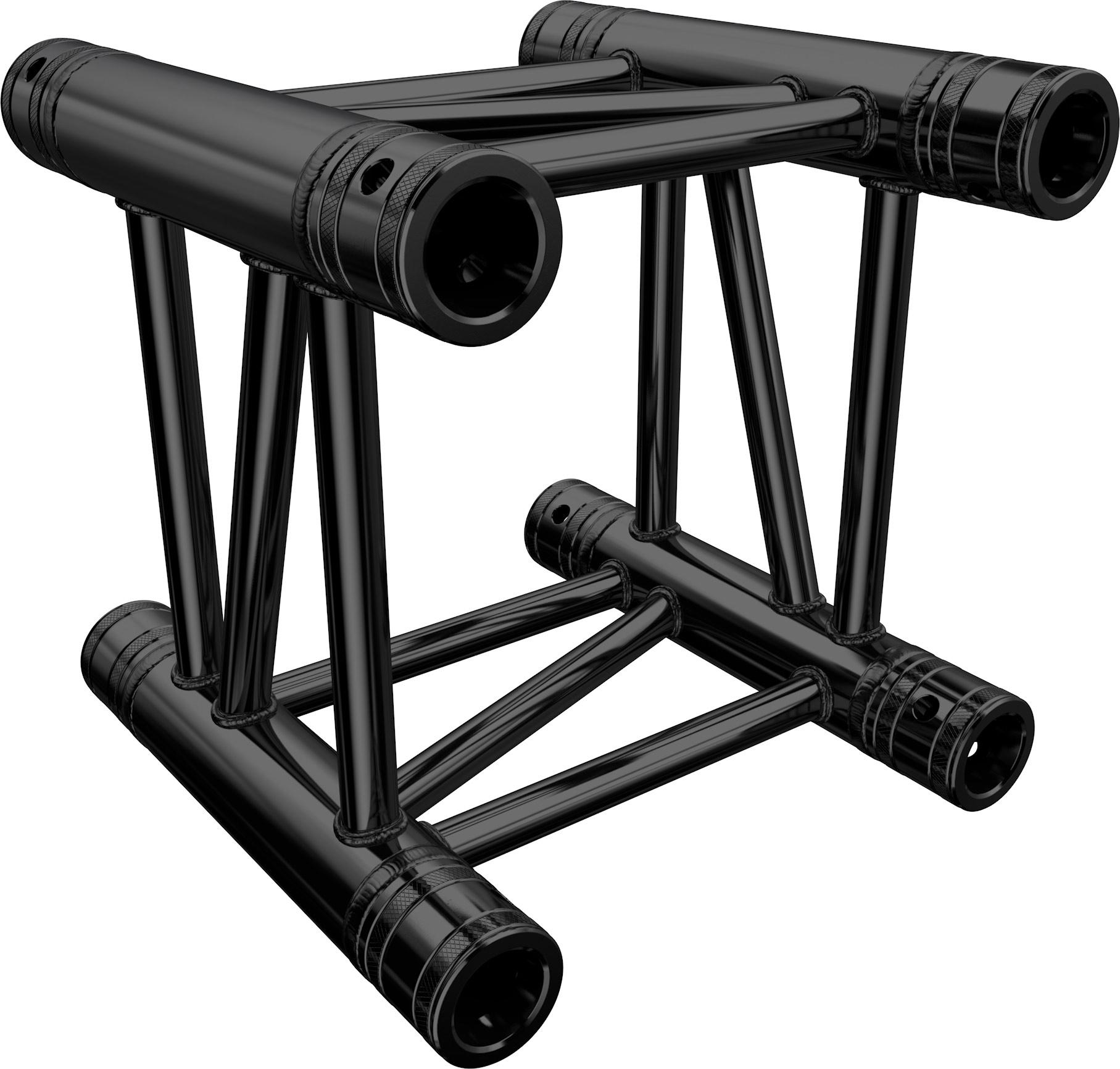 Global Truss Traverse F34 29 cm Stage Black
