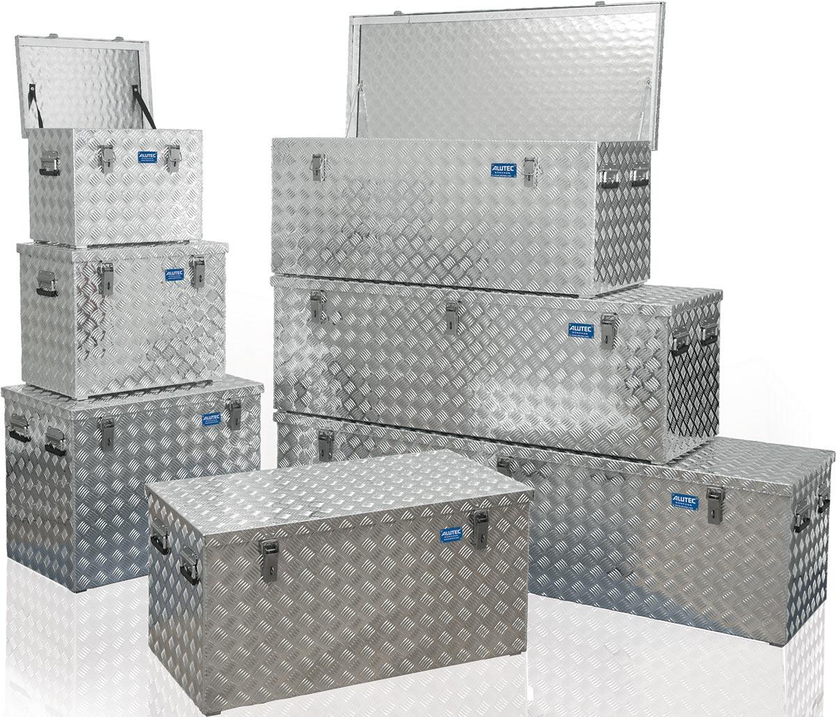 Riffelblechboxen