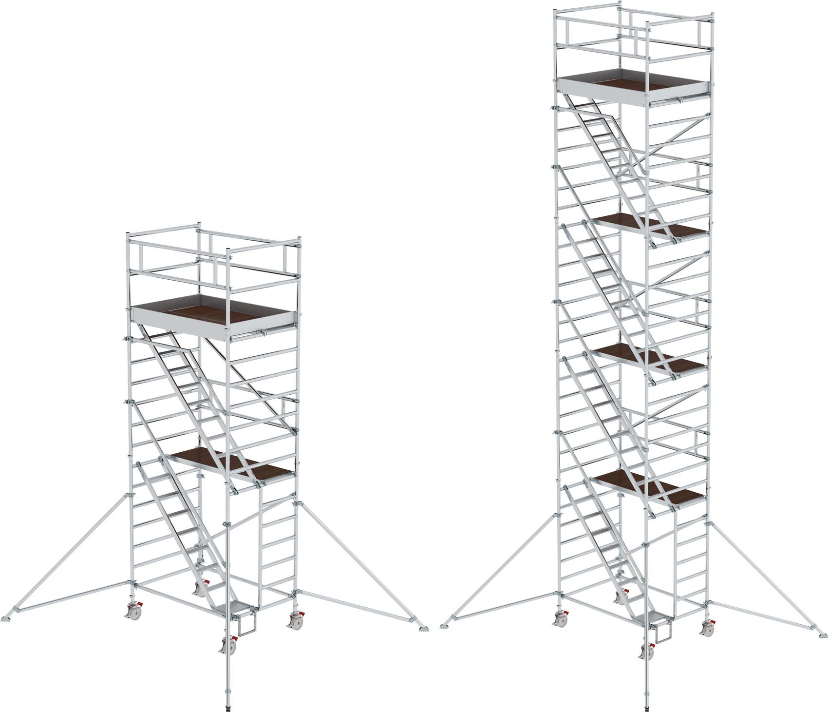 Treppengerüst Günzburger 1,80 x 1,35 m