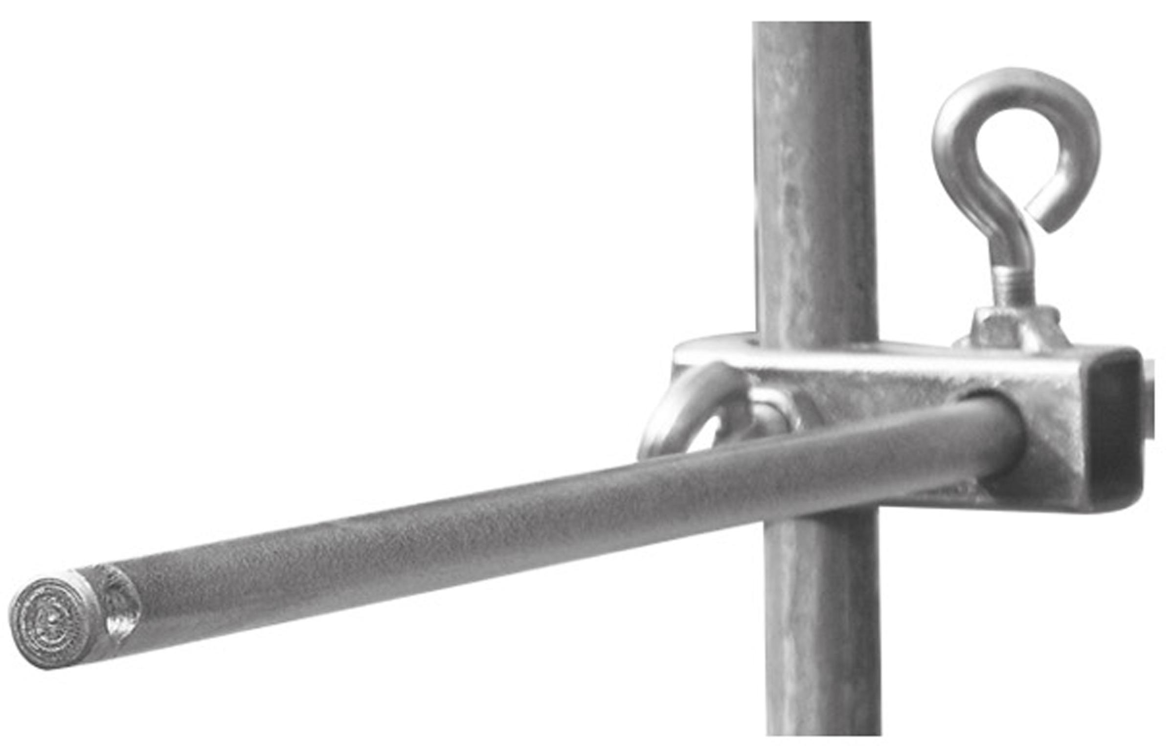 Schake Richtschnurhalter verzinkt für Schnurpfähle Ø 10 - 20 mm