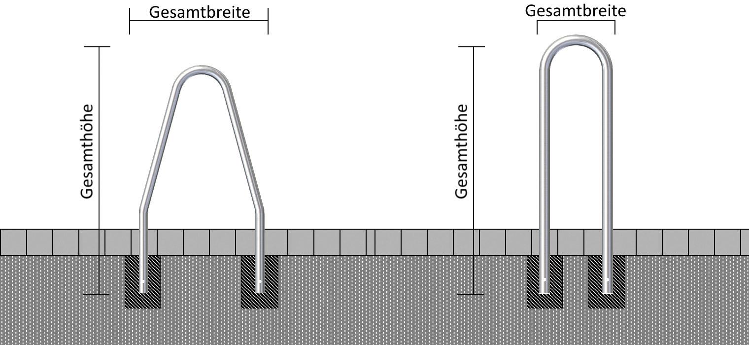 Schake Baumschutzbügel verschiedene Ausführungen (SK-C-443.00) Bild-01