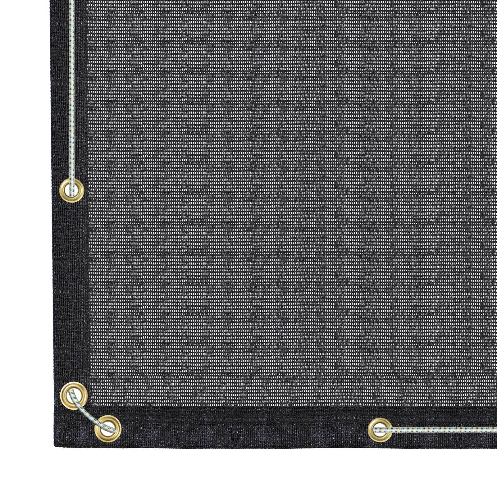 Anhängerplane 240 g|m² SP - 1,50 x 2,20 m schwarz