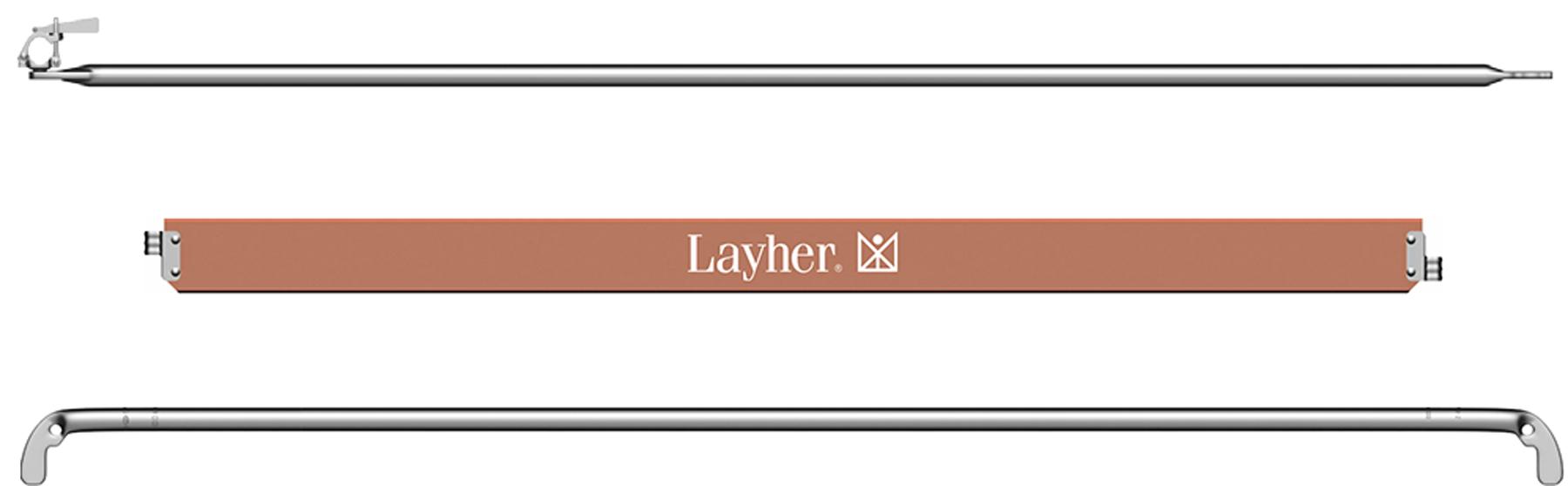 Fassadengerüst Einzelteile