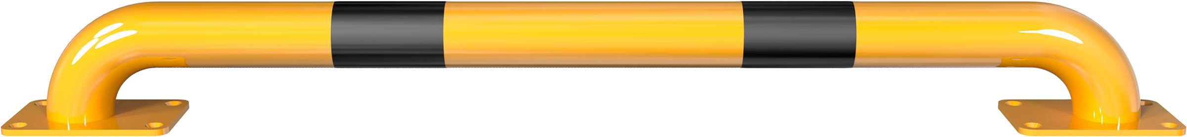 Schake Rammschutz-Bügel Stahl Ø 60 mm gelb | schwarz