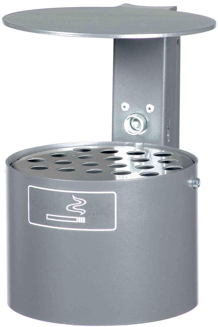 Schake Rundascher mit Dach - 4 Liter