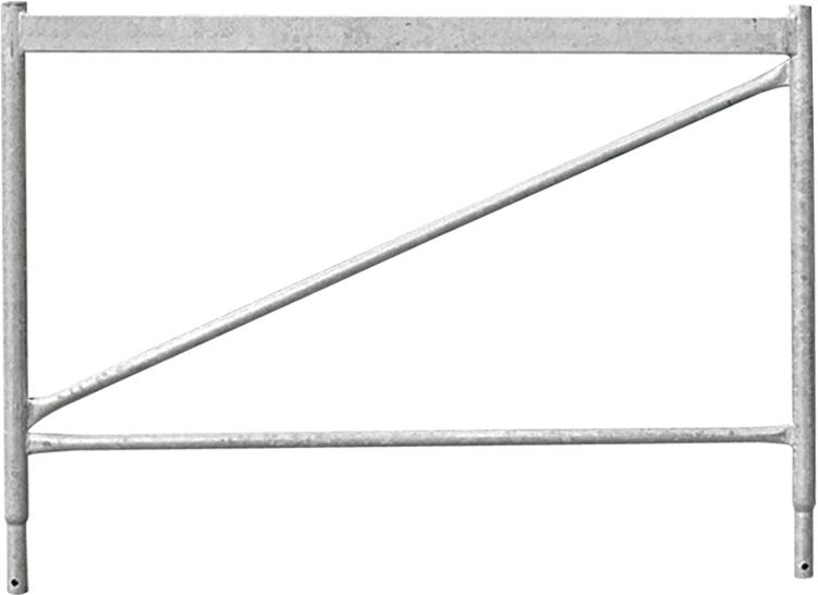 Schake Gerüstbock Aufsatzteil 1,00 x 1,20 m