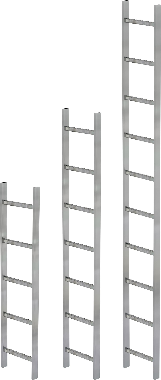Günzburger Schachtleiter Stahl - Lichte Weite 300 mm