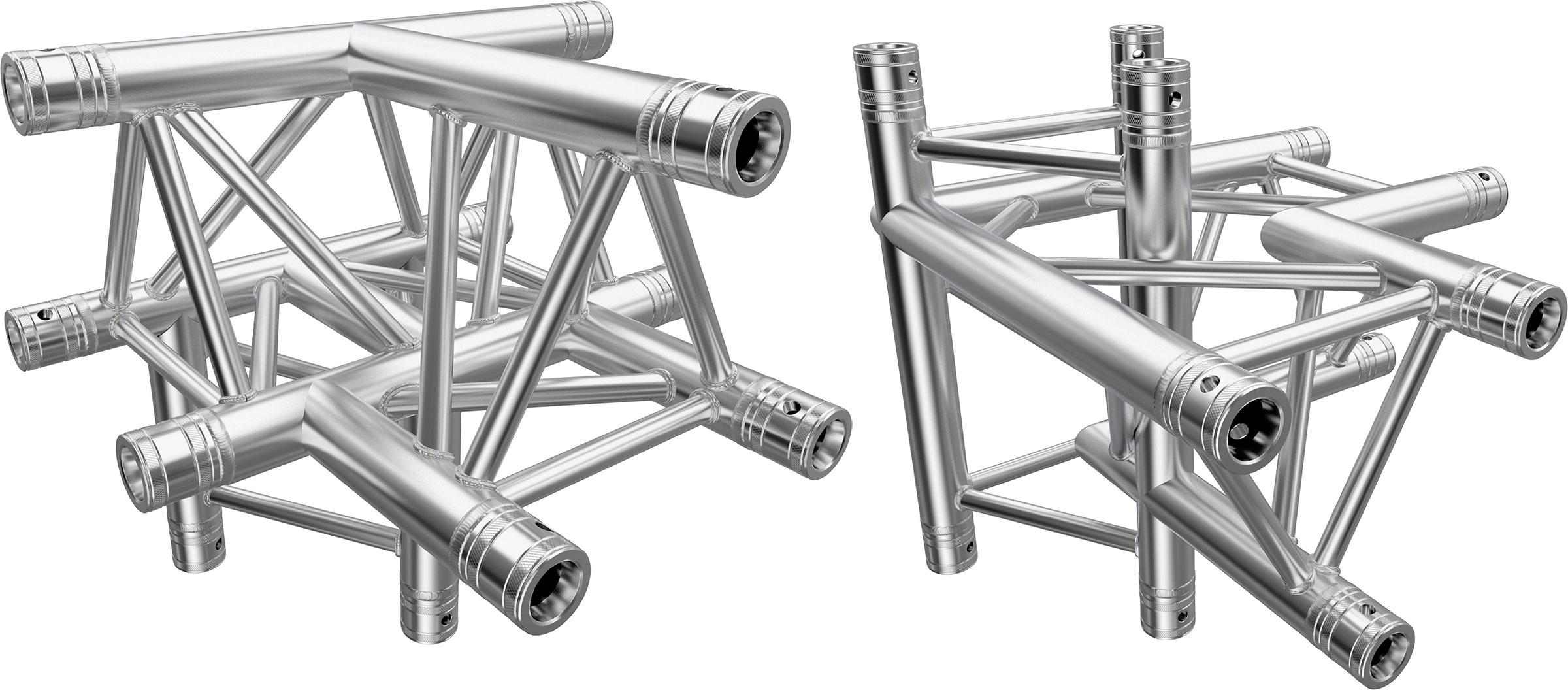 Global Truss F33 4-Weg Ecke