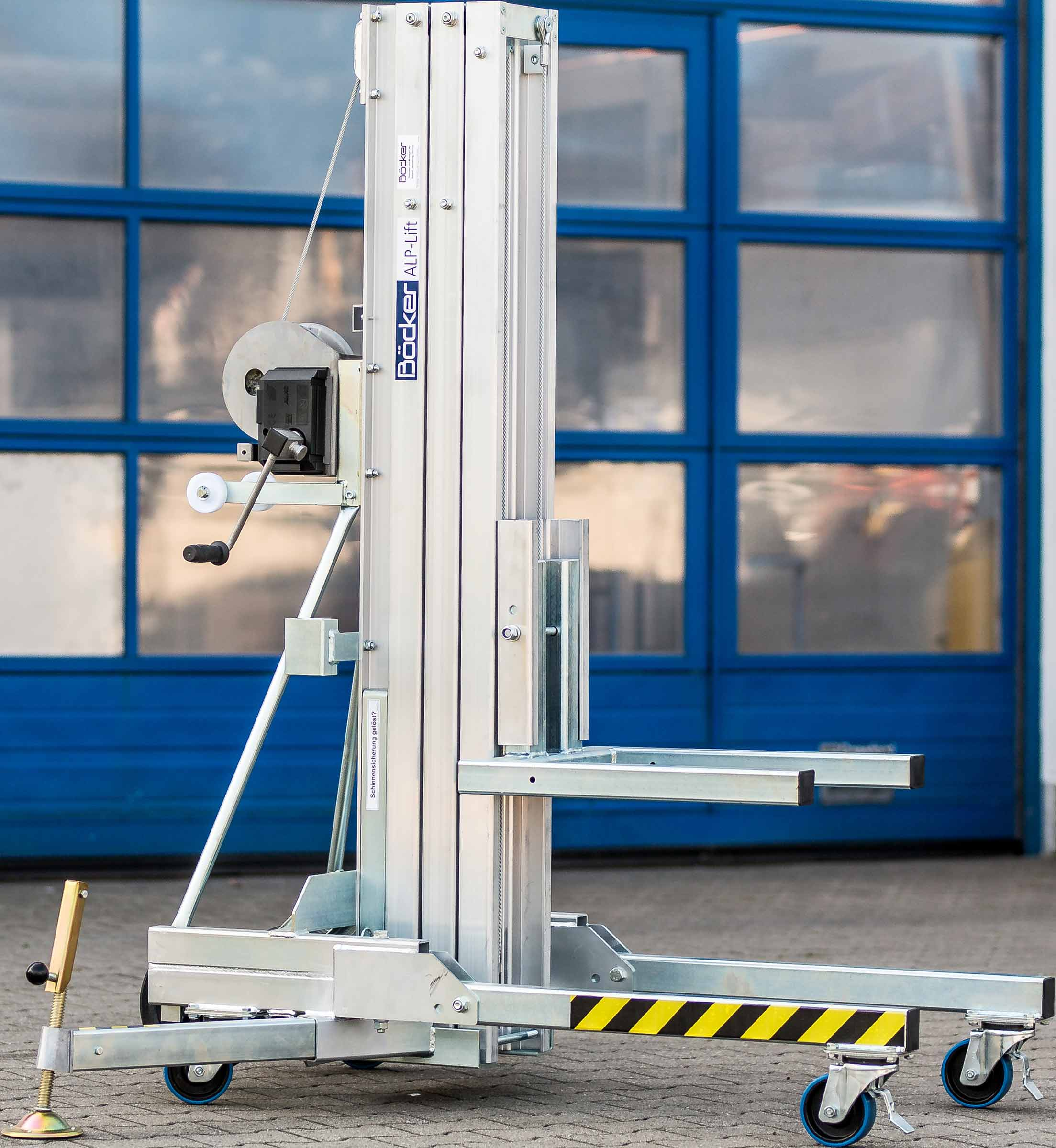 Lastenlift Böcker ALP-Lift LMX 500