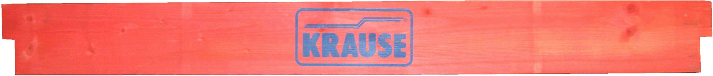 Krause Rollgerüst ProTec Längsbord 2,00 m
