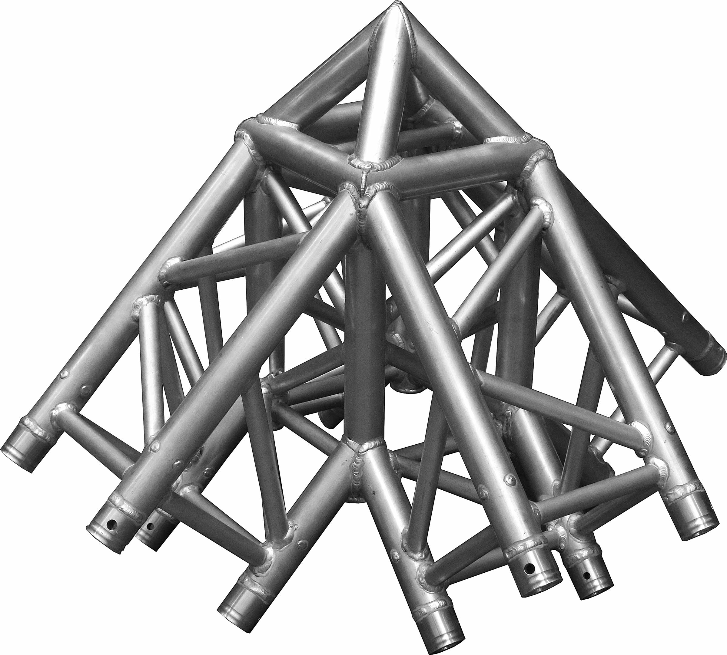 Global Truss F34 4-Weg Ecke C41 Pyramide