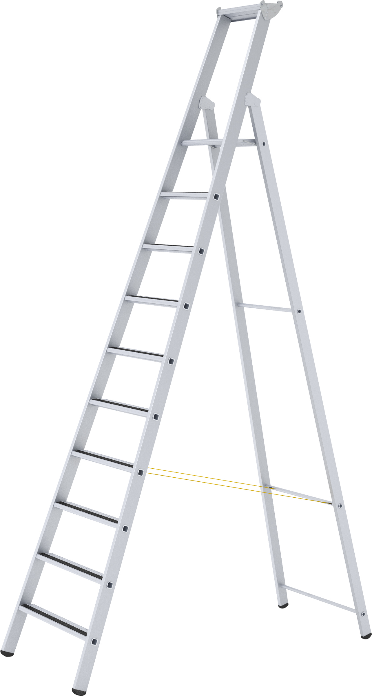 ZARGES Stufen Stehleiter R13step S - 7 Stufen
