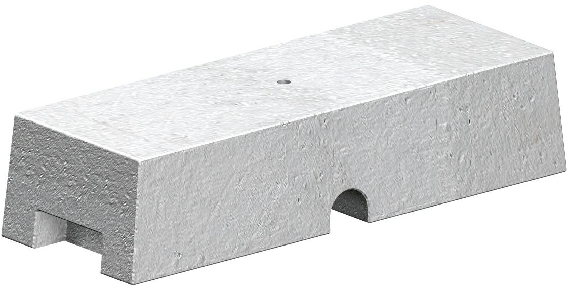 Layher Flachdach-Ballast 19 kg