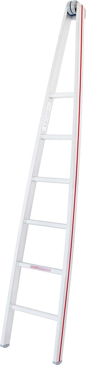 Hymer Glasreinigerleiter Einzel-Oberteil 6 Sprossen