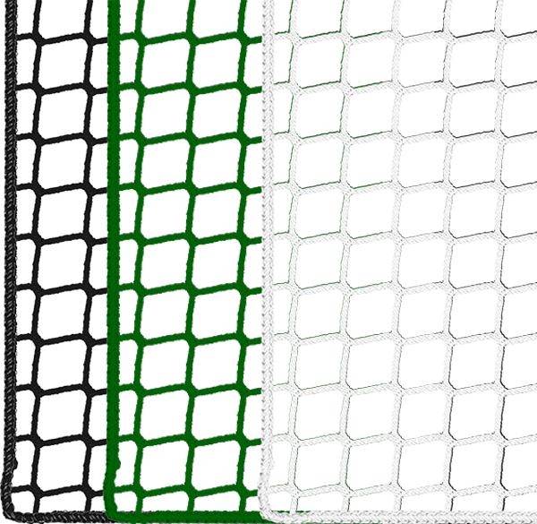 Schutznetz flammhemmend MW 45 | Ø 2,3 mm nach Maß