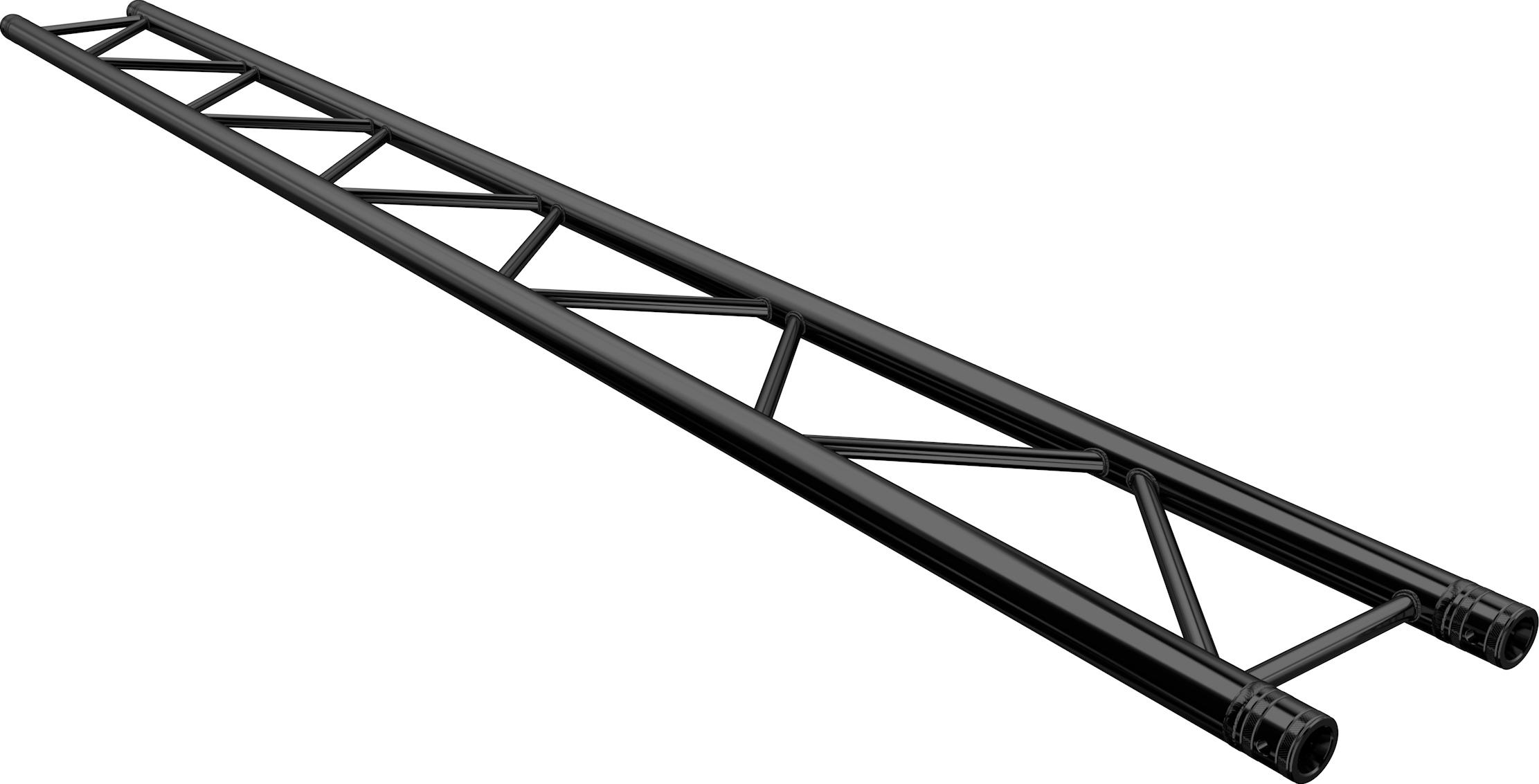 Global Truss Traverse F32 300 cm Stage Black
