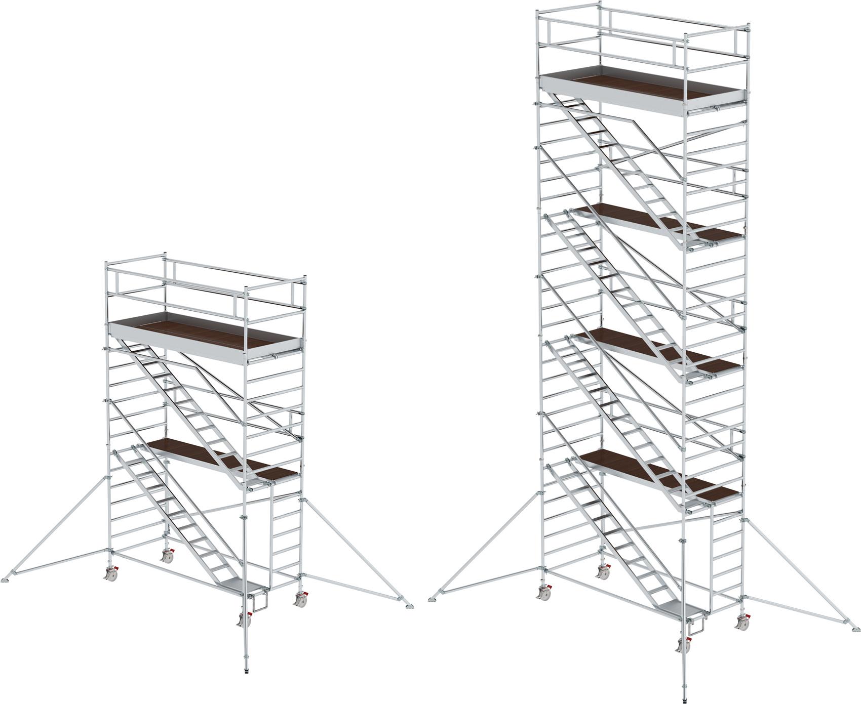 Treppengerüst Günzburger 3,00 x 1,35 m