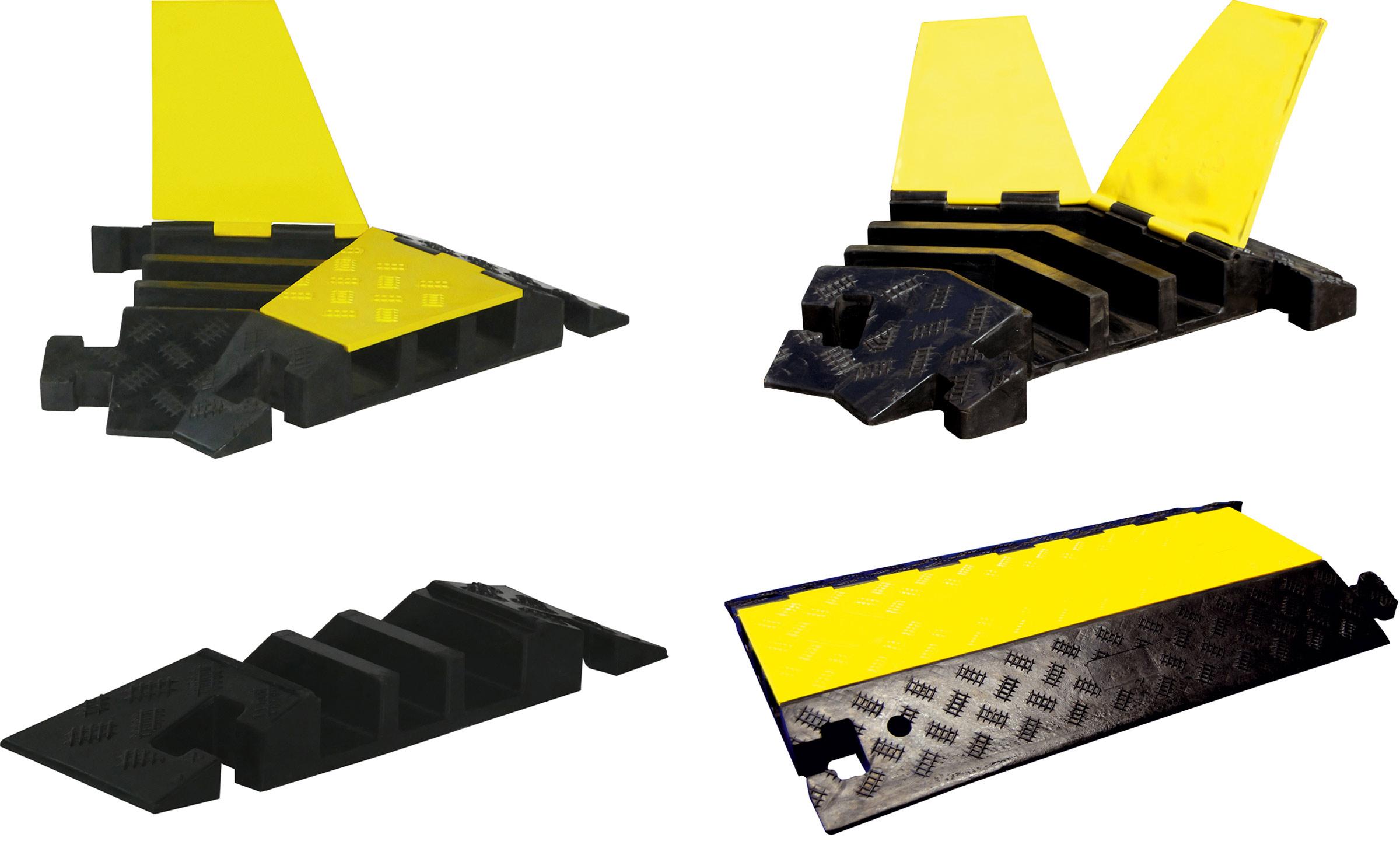 Schake Überfahrschutz-System A