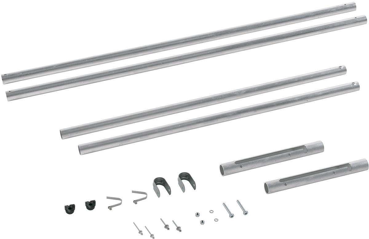 Hymer Ersatzteilset Schwenkstützen für Tapeziertisch verstellbar