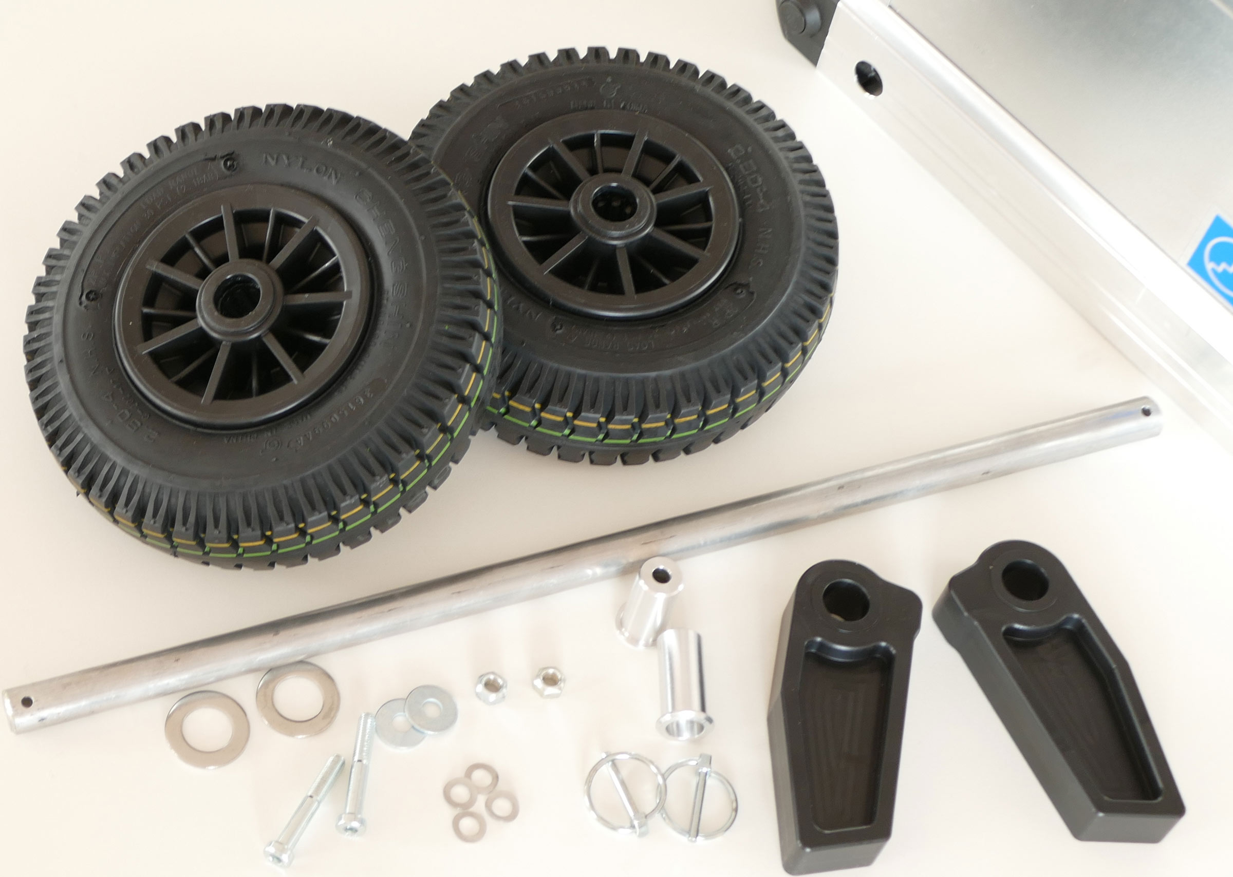 ZARGES Alubox Offroad Set 220 mm Typ 2