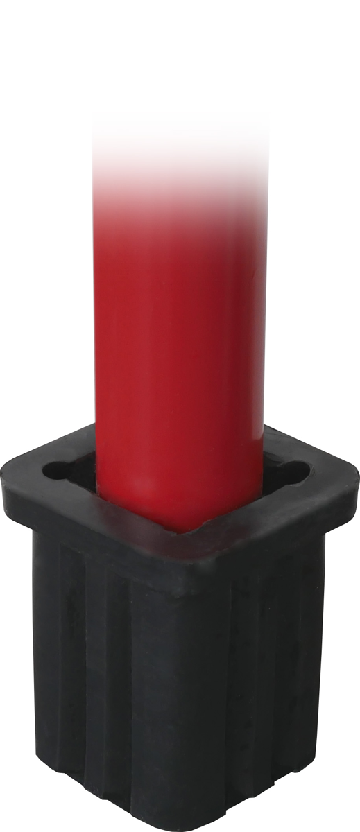 Schake Rohrschuh 60 x 60 mm - Ø 42 mm