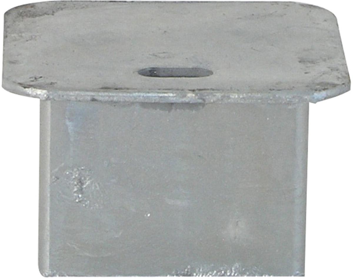 Schake Abdeckkappe ohne Verschluss für 70 x 70 mm Pfosten