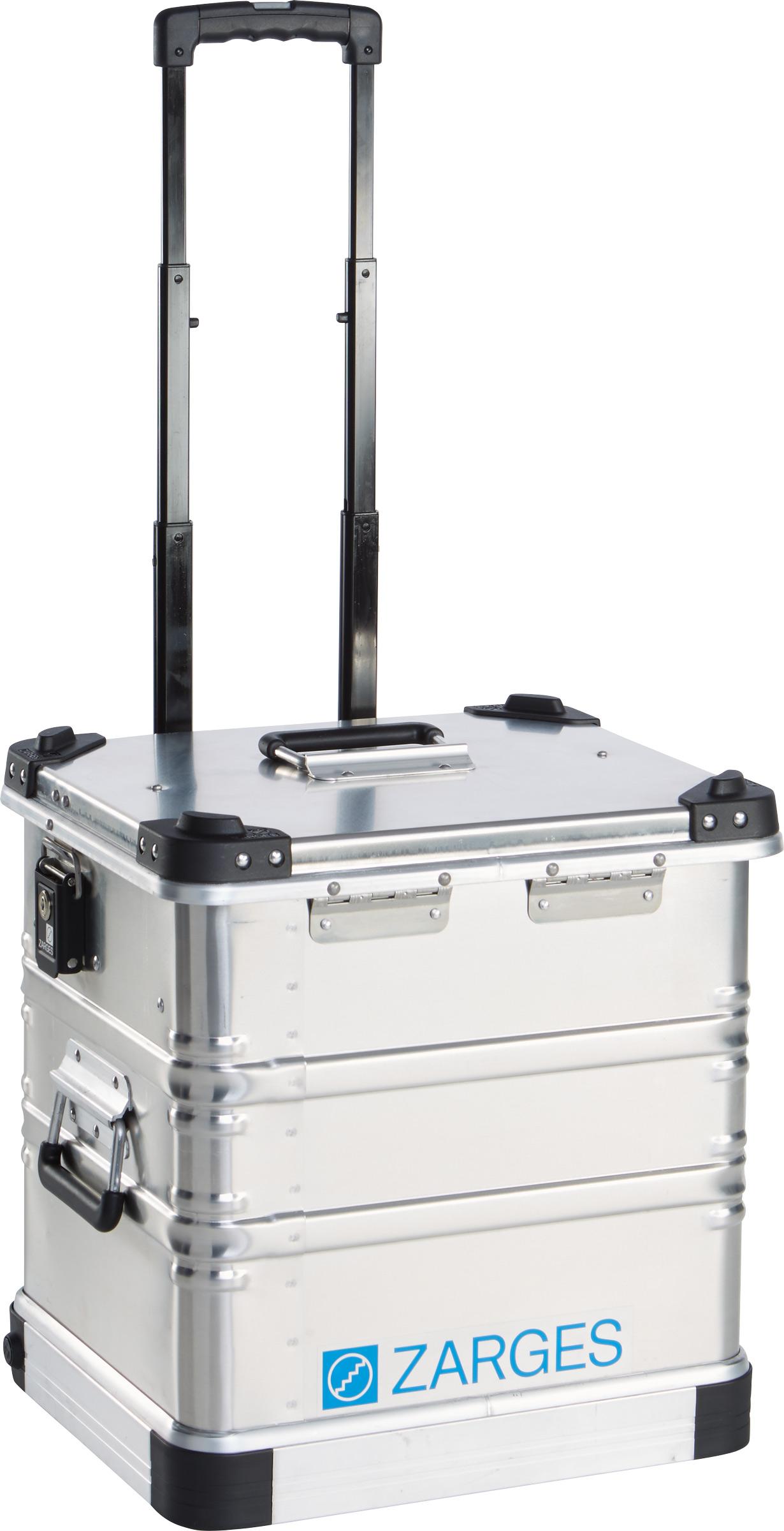 ZARGES Bürobox K 424 XC Mobil