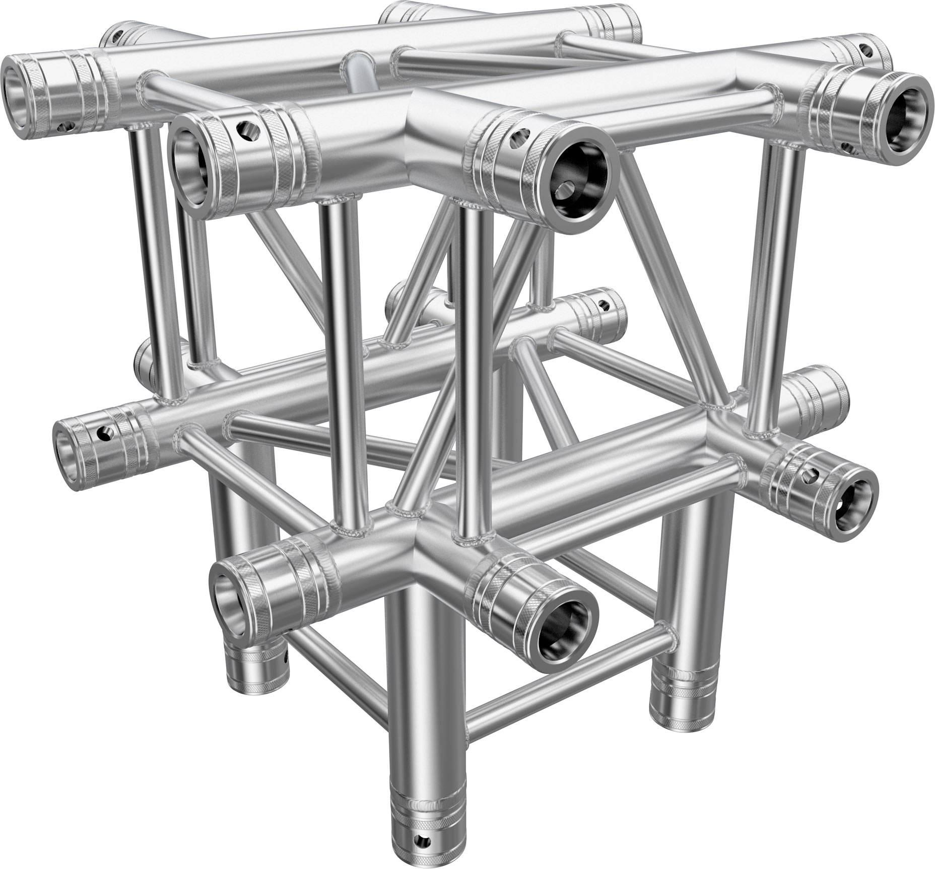Global Truss F34 5-Weg Ecke C55