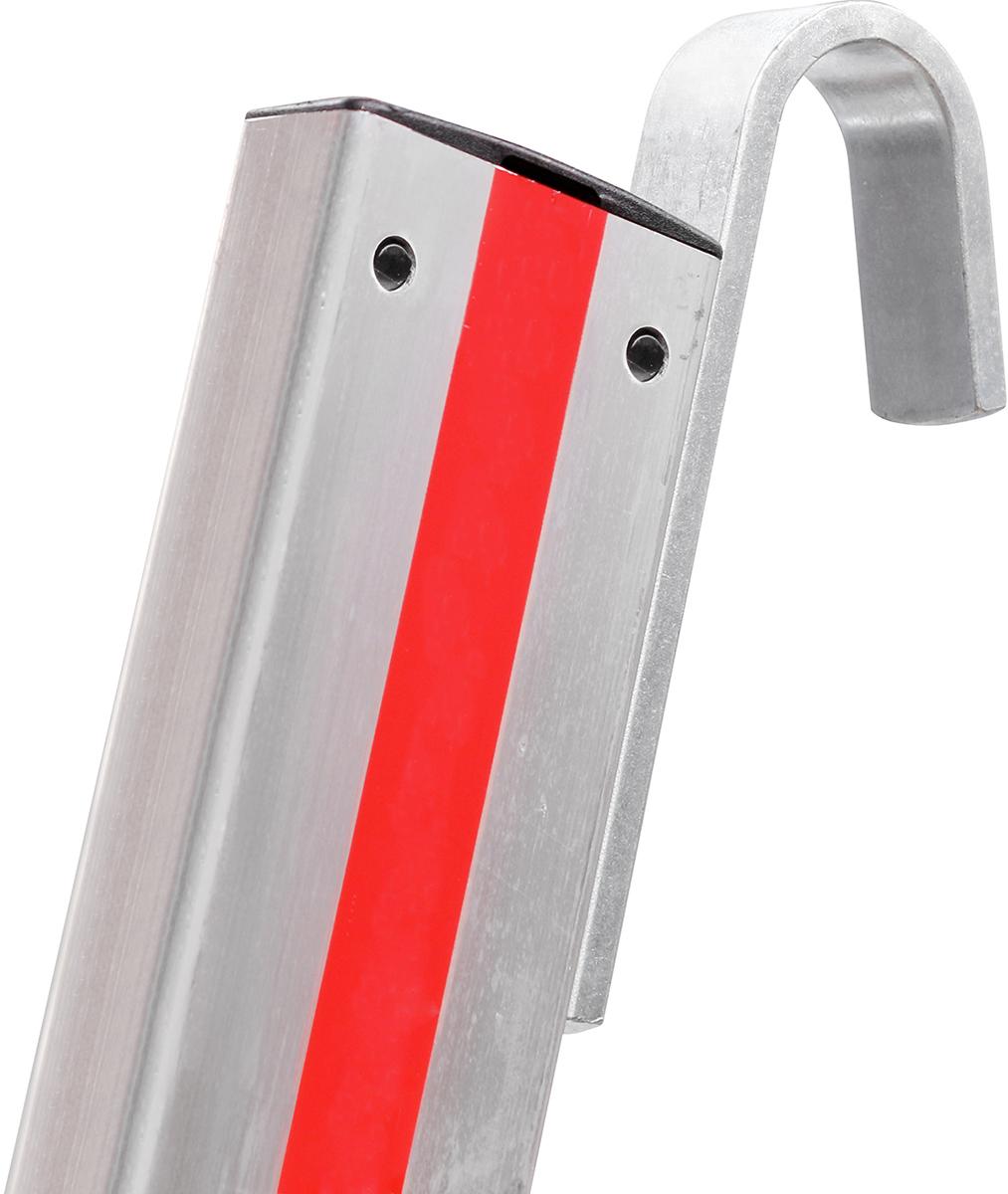 Hymer Einhängehakenset für Sprossenleitern Ø 30 mm
