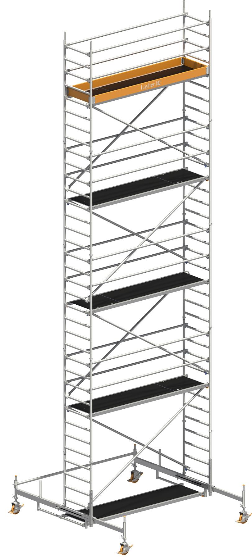 Fahrgerüst Layher Uni Standard P2 1401108
