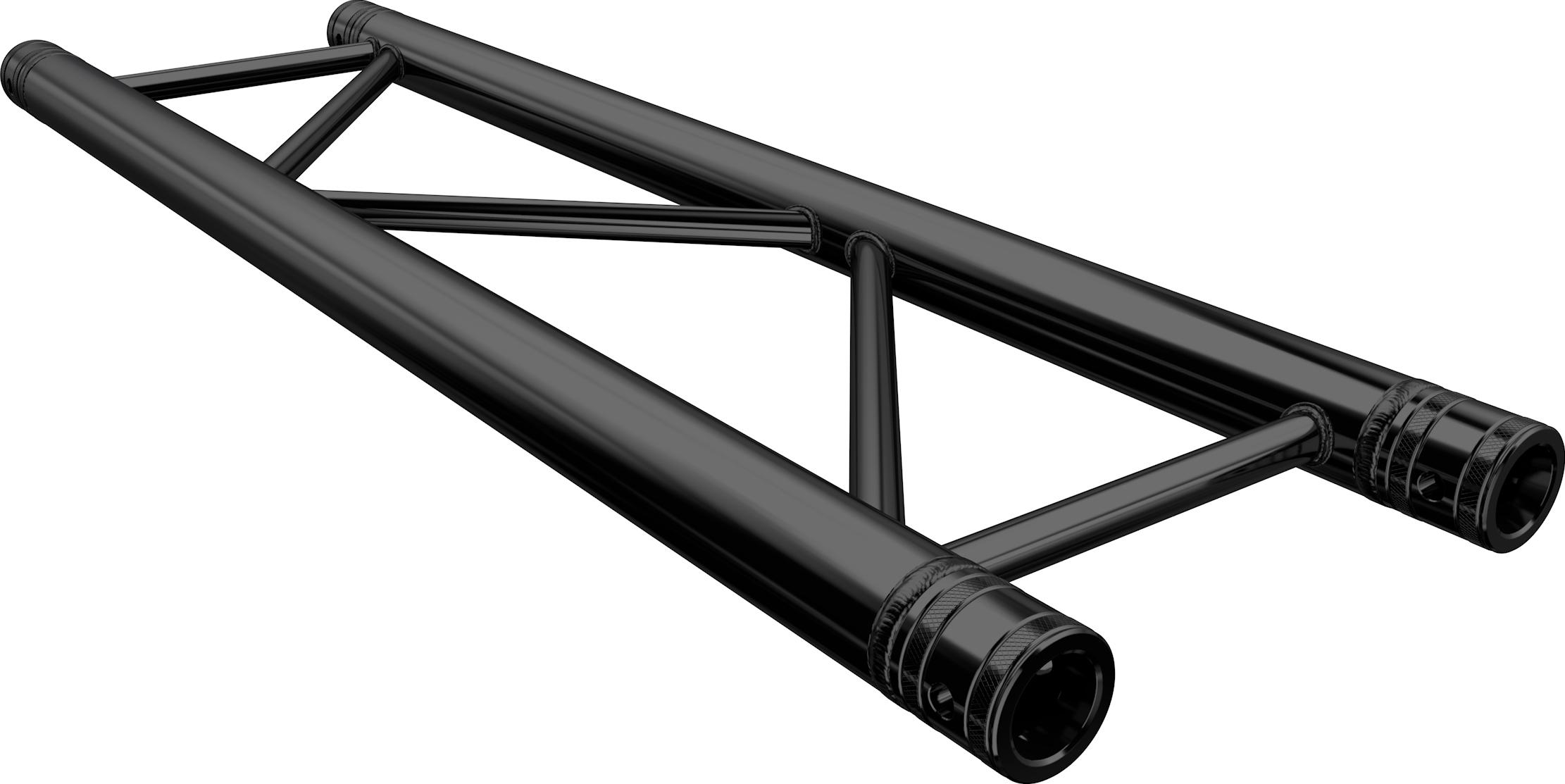 Global Truss Traverse F32 100 cm Stage Black