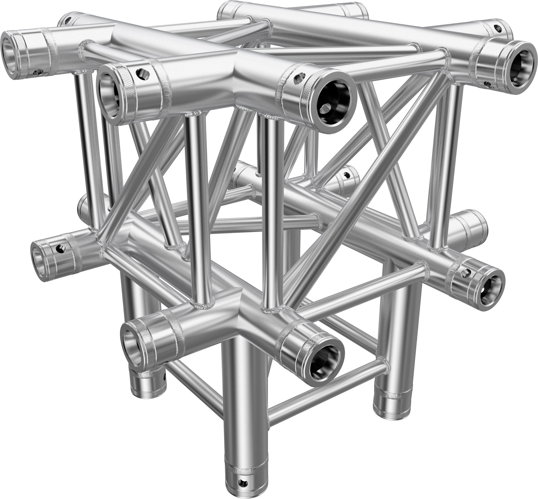 Global Truss F34 5-Weg Ecke C55 Prolyte