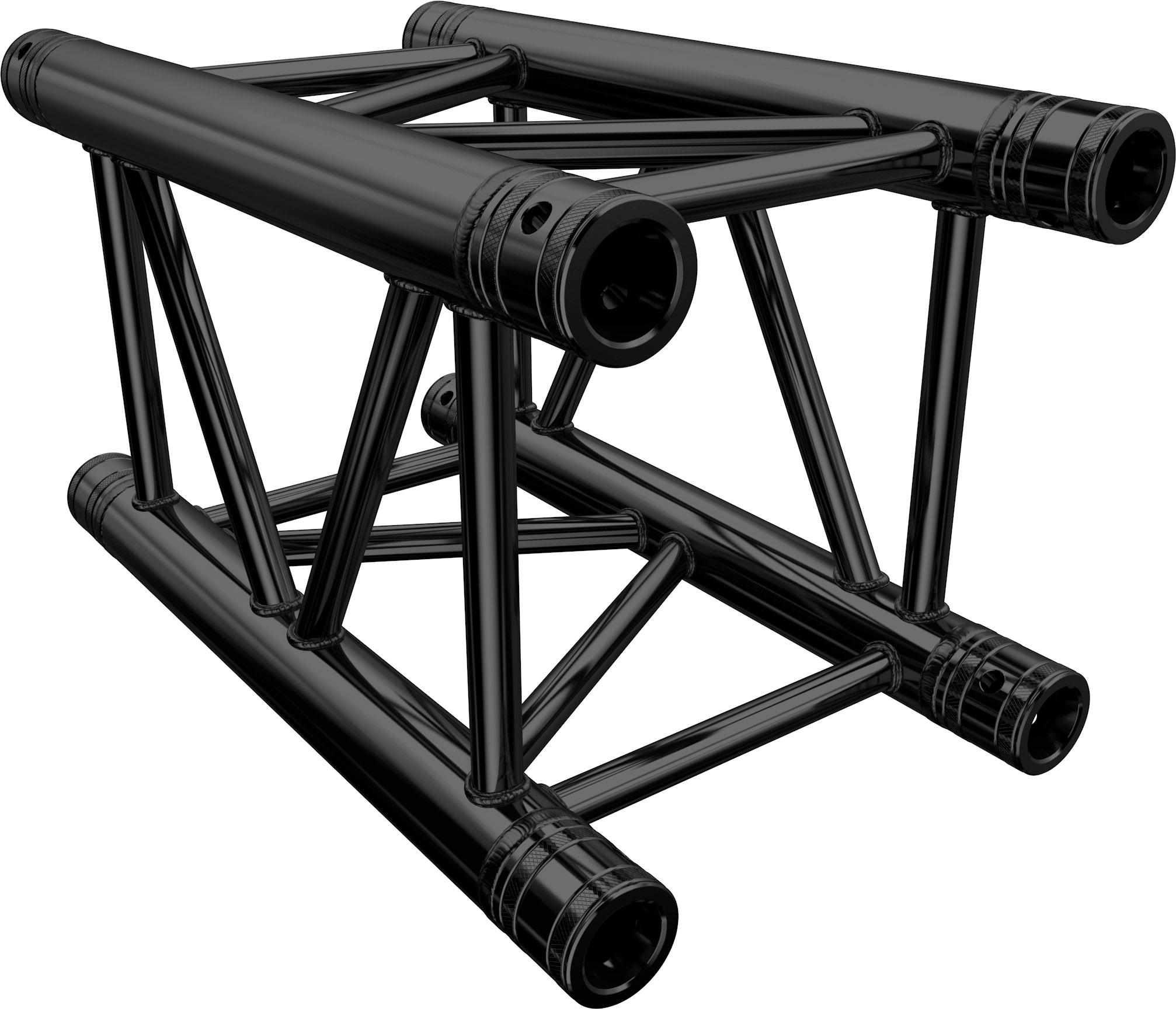 Global Truss Traverse F34 50 cm Stage Black