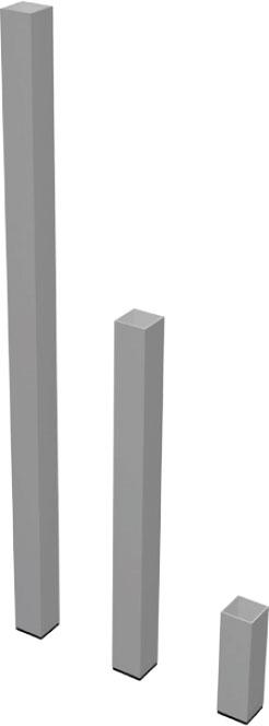 Bütec Steckbeine 50 x 50 mm