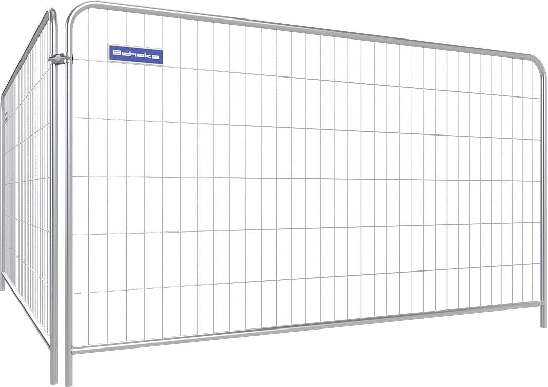 Schake Mobilzaun Profi Economy 3,50 x 2,00 m