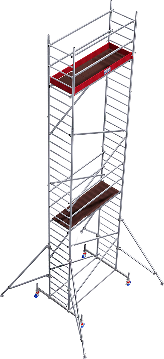 Rollgerüst Krause Monto ProTec 0,70x2,00m - AH 9,30m